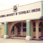 Federal University of Technology, Owerri 2nd Predegree Admission List For 2019/2020 Session Released