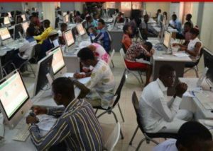Jamb arrest students